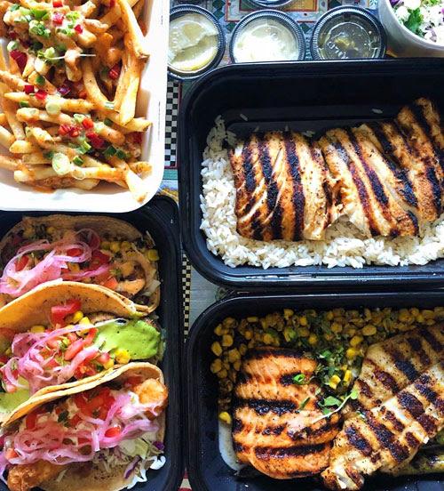 California Fish Grill Makes AZ debut today in Mesa