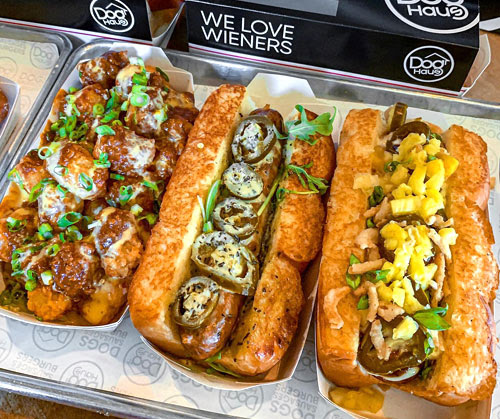 Dog Haus Opens 2nd East Valley Location in Tempe