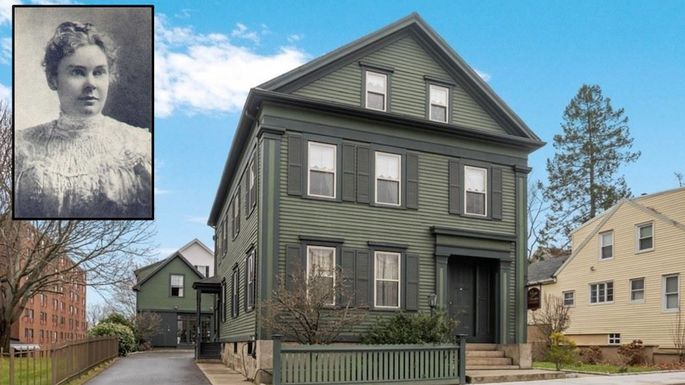 Lizzie Borden Murder House is Listed at $2M!