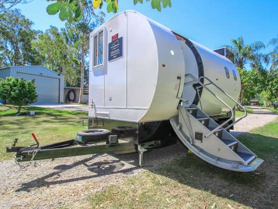This $38,454 Tiny Home on Wheels - Aircraft Fuselage