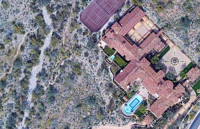 The most expensive house for sale in Arizona