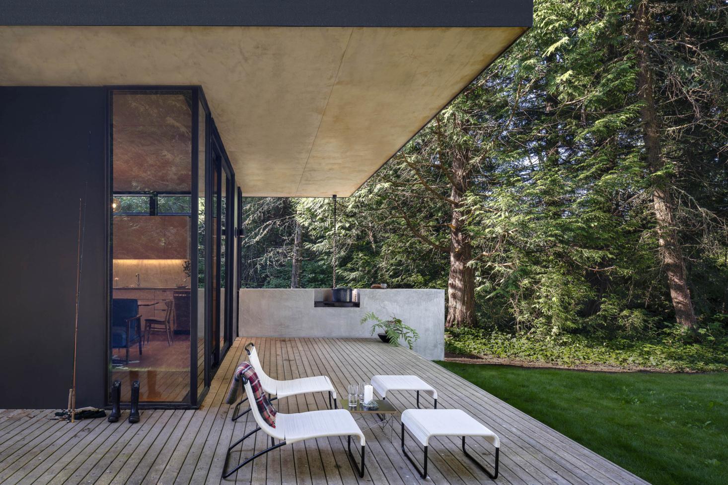 A Cabin Retreat in Washington
